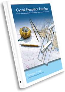 coastal navigation exercises book